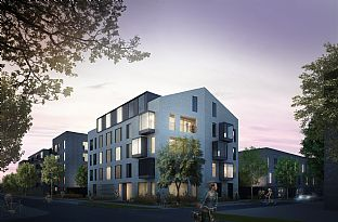Long Lane in Cambridge receives Planning Approval - C.F. Møller