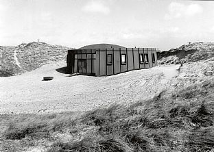 Holiday Cottage for Aage Damgaard. C.F. Møller