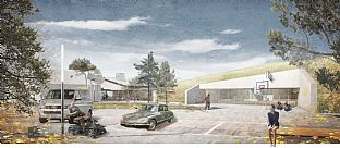Musholm Bay Holiday Center, expansion. C.F. Møller