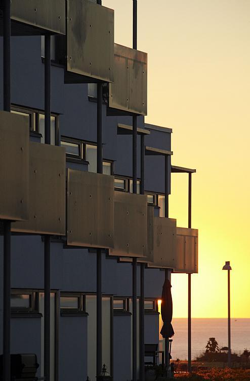 Sæby strand   almene boliger   projekter   c.f. møller