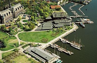 The Vasa Museum, redevelopment and extension. C.F. Møller