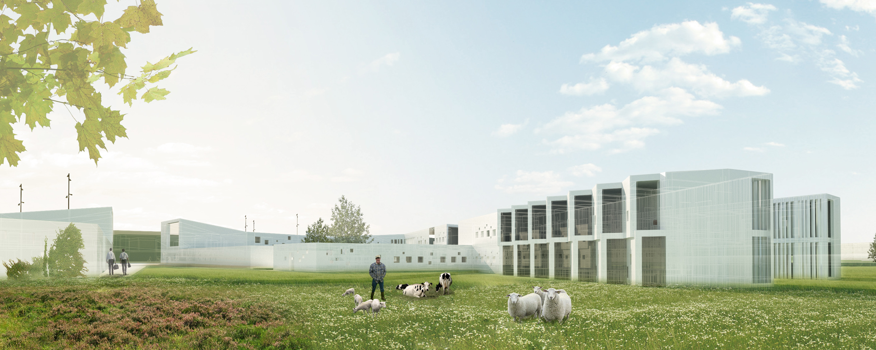 C. F. Møller Architects has won the competition to build a new ...