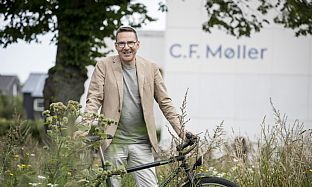 C.F. Møller Architects appoints a Head of Sustainability - C.F. Møller. Photo: Mew