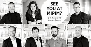 C.F. Møller Architects will be participating at MIPIM 2019. See who is going. - C.F. Møller. Photo: C.F. Møller Architects / Mew
