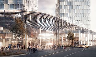 C.F. Møller Architects win new project in Germany - C.F. Møller. Photo: C.F. Møller Architects