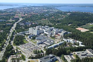 C.F. Møller Architects wins assignment in Finland - C.F. Møller. Photo: PSHP (Pirkanmaa Hospital District)