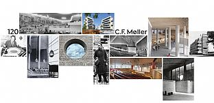 Commemorating Christian Frederik Møller - C.F. Møller. Photo: C.F. Møller Architects