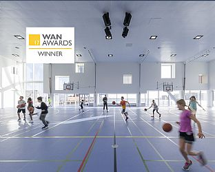 Double win for C.F. Møller Architects at the WAN AWARDS 2017 - C.F. Møller. Photo: Adam Mørk
