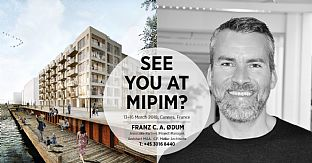 Meet C.F. Møller Architects at MIPIM 2018 - C.F. Møller