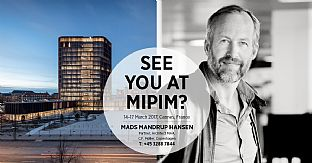 Meet C.F. Møller at MIPIM 2017 - C.F. Møller. Photo: C.F. Møller
