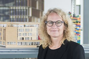 New partner and CEO at C.F. Møller Architects - C.F. Møller. Photo: Mew