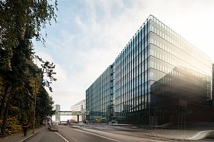 Nominated for an EU mies award 2022 - C.F. Møller. Photo: Mark Hadden