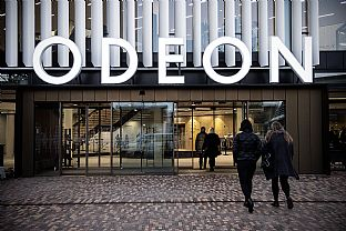 Odeon opens its doors for major cultural events - C.F. Møller. Photo: Odeon