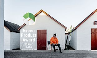 R.U.M chair receives a Green Product Award in München, Germany.  - C.F. Møller