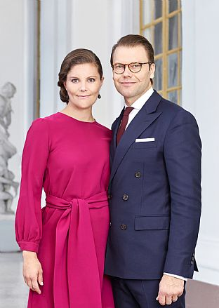 Royal visit from Sweden and Denmark - C.F. Møller. Photo: Anna Lena Ahlström