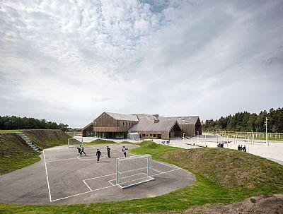 The Heart in Ikast wins Iconic Award - C F  Møller