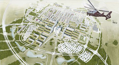 Aarhus University Hospital AUH Projects CF Mller