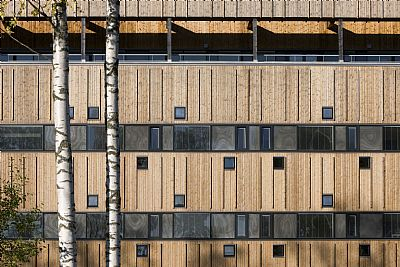 Akershus University Hospital (New Ahus) - Projects - C F  Møller
