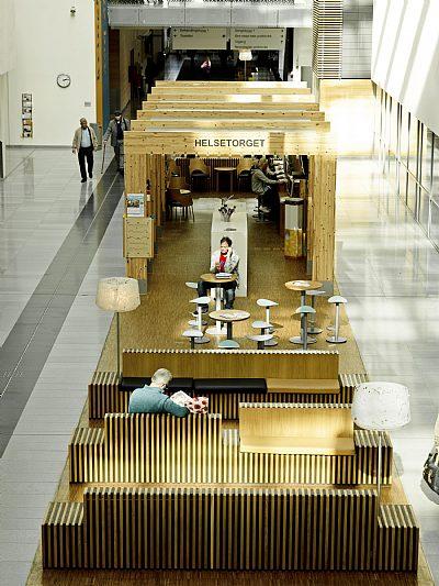 Akershus University Hospital (New Ahus) - Projects - C F  Møller