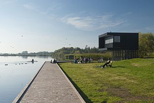Brabrand Rowing Club. C.F. Møller. Photo: Julian Weyer