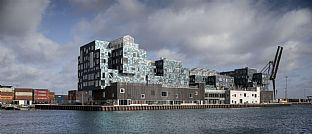 Copenhagen International School - Nordhavn. C.F. Møller. Photo: Adam Mørk