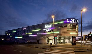 Glostrup Storcenter. C.F. Møller. Photo: Steen & Strøm