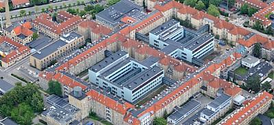 Krankenhaus Gentofte - Projekte - C.F. Møller