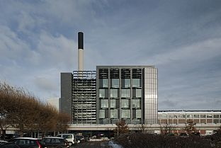 Low-energy office building for the Municipality of Aarhus. C.F. Møller. Photo: Julian Weyer