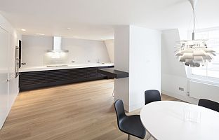 Mayfair Apartment, London. C.F. Møller. Photo: Quintin Lake