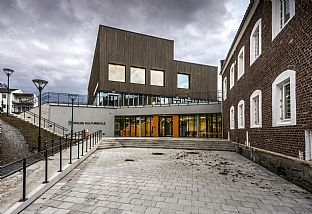 Molde Cultural School. C.F. Møller. Photo: Glamox AS