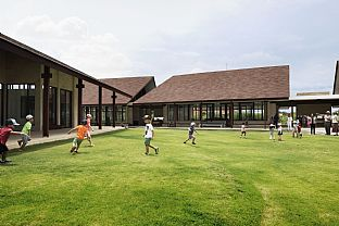 Montessori School Bali. C.F. Møller. Photo: Steven Wallis