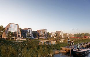 River City Randers - City to the Water (Development Plan). C.F. Møller