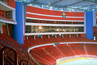 stockholm globe arenas