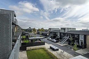 Sundparken, Himmerland housing association, departments 19 & 22. C.F. Møller. Photo: Jørgen True