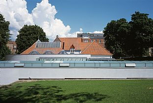 The Aarhus Art Building, extensions. C.F. Møller. Photo: Torben Eskerod