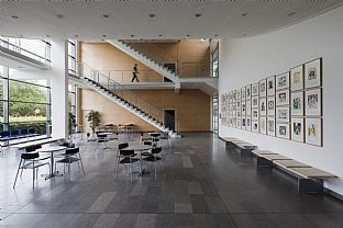 The Faculty of Theology. C.F. Møller. Photo: Torben Eskerod