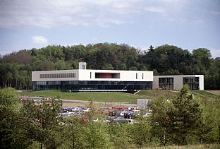 The Poul Due Jensen Academy - Grundfos. C.F. Møller. Photo: Julian Weyer