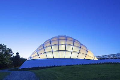 Væksthus I Botanisk Have Aarhus Universitet Projekter Cf Møller