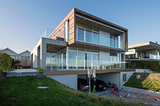 Villa B. C.F. Møller. Photo: Julian Weyer