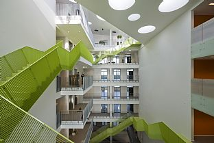 Vitus Bering Innovation Park. C.F. Møller. Photo: Julian Weyer